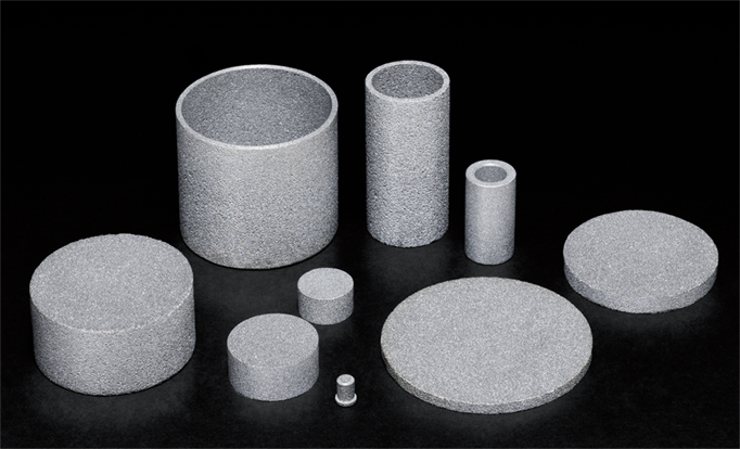 Filters And Porous Metallic Components Ames Reese